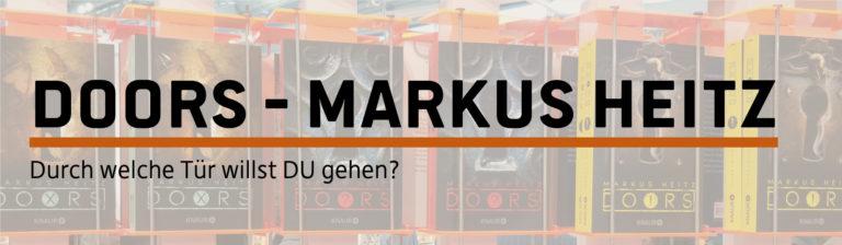 Rezension: DOORS ! – Blutfeld – Markus Heitz