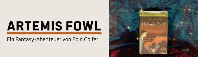 Rezension: Artemis Fowl – Eoin Colfer