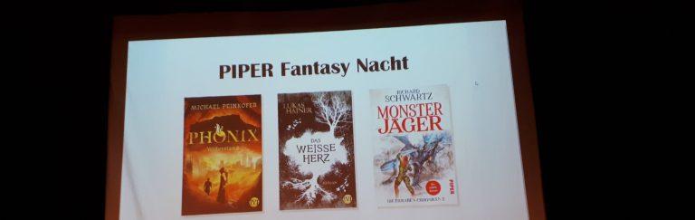 Mein phantastischer Freitag auf der LBM – Ein Rückblick Leipziger Buchmesse 2019 Tag 2
