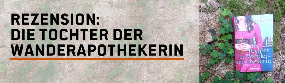 Die Tochter der Wanderapothekerin - Banner