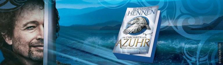 Rezension: Die Chroniken von Azuhr – Der Verfluchte von Bernhard Hennen
