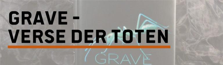 Rezension: Grave – Verse der Toten von Preston/Child